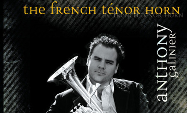 Participez au premier CD Français de Saxhorn Alto Mib interprété par Anthony Galinier