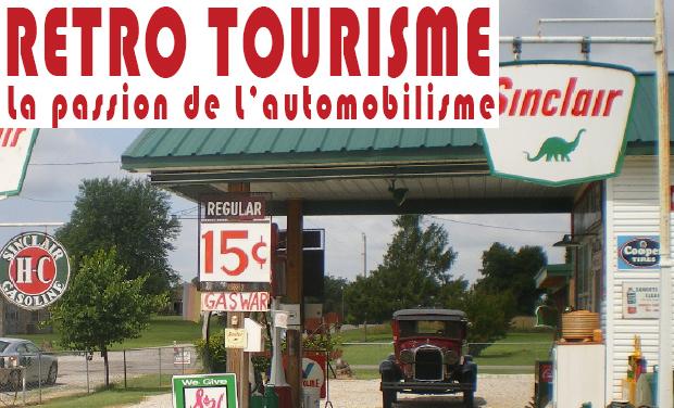 Retro Tourisme, une initiative à soutenir.