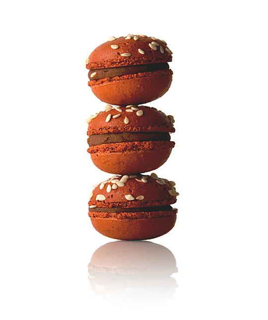 Macaron-olivier