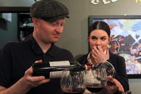Le vin Français très apprécié en Russie!!