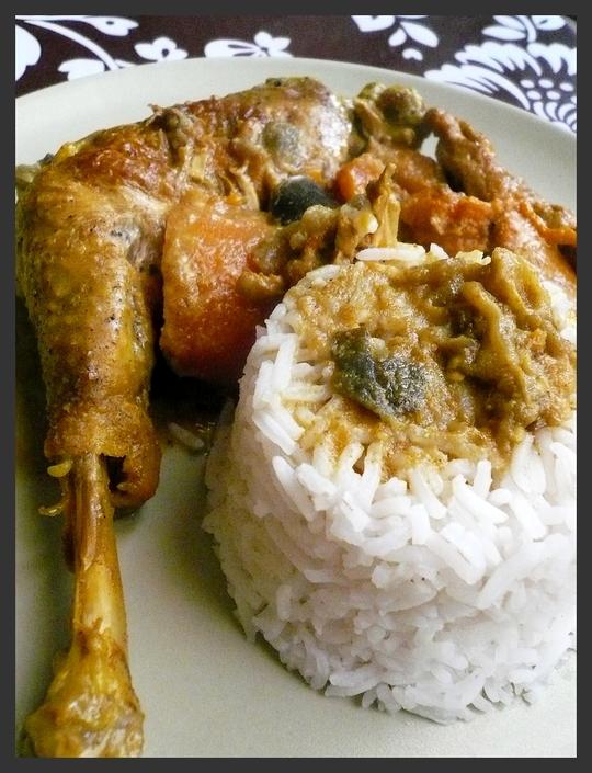 Colombo-poulet