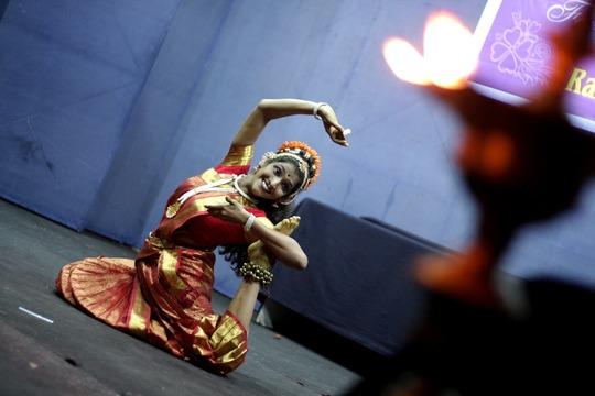 Bharata-natyam