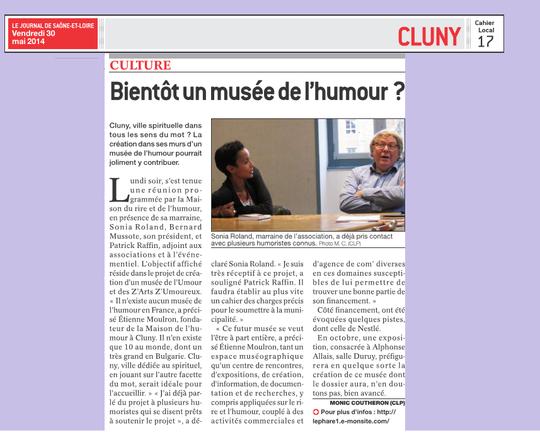 Articlejsl_mus_e_de_l_humour