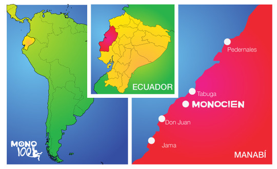 Mapa-mono-cien