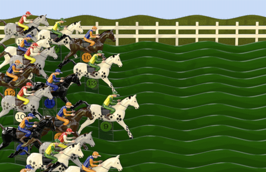 Horse-racing-game-carnival