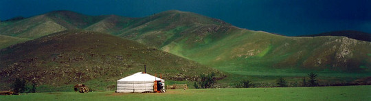 Terre-mongolie