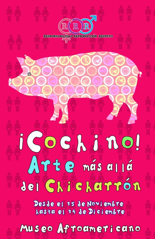 Afiche_horizontal__cochino__arte_m_s_all__del_chicharr_n