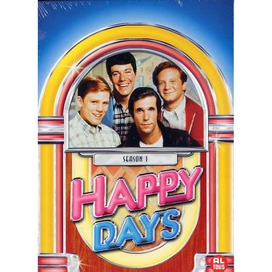 Dvd-happy-days-saison-1