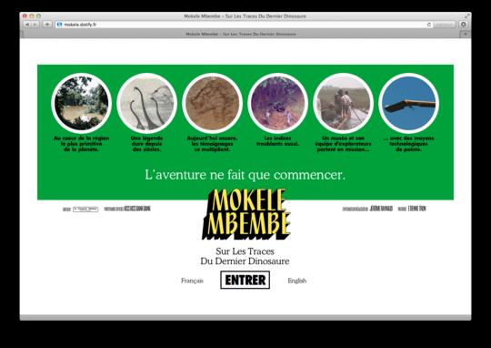 Site-mokele