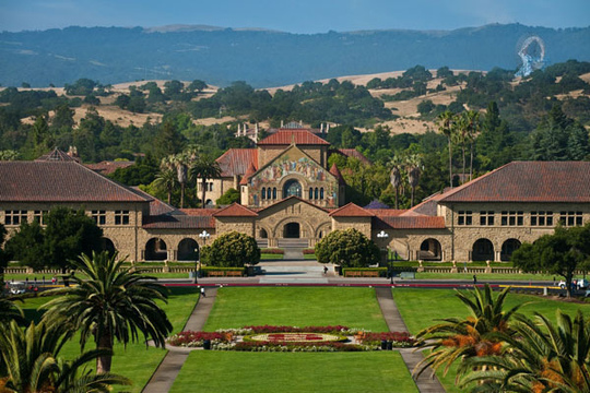 Stanford_welcome