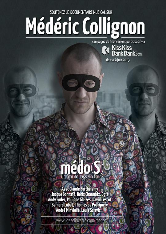 """Poster """"Médo(s)"""""""