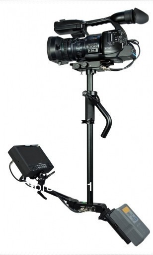 Camera-stabilizer-knight-d200-steadicam-for-hdslr-sony-f3-5d-mark-ii-nickon-d700-dv