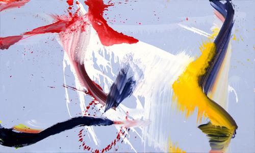 Collision__web___2012__me_dium_et_pigment_sur_toile__162_x_97_cm