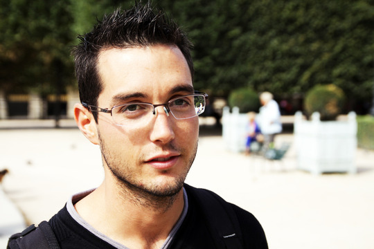 Portrait Romain REMESY