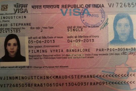 Visa_inde