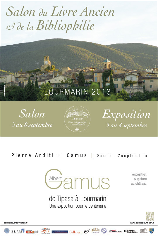 Lourmarin-2013-affiche