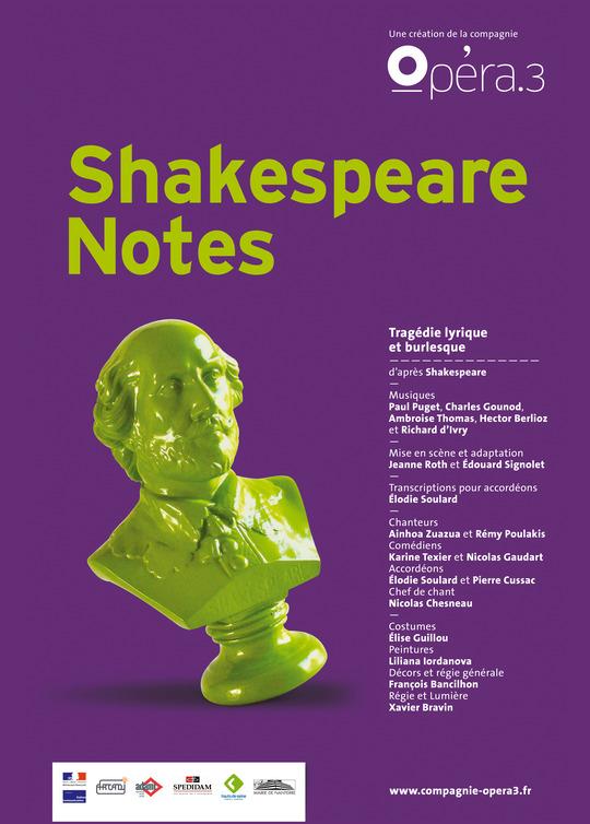 Shakespearenotes2013