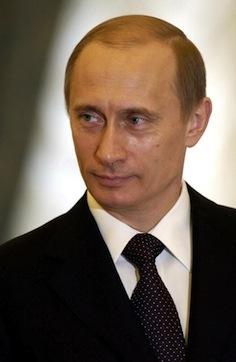 Vladimir-poutine-homme-politique-russe