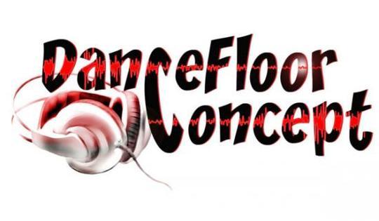 Logo-dancefloor-concept