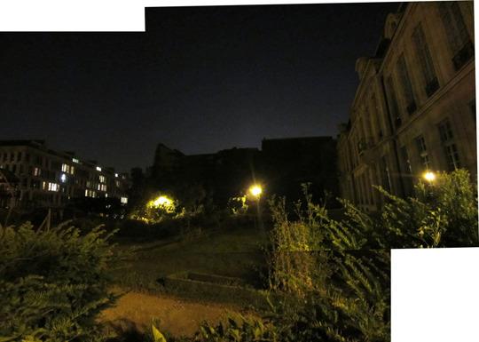 Jardin-noche