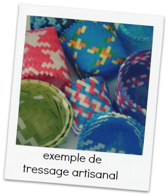 Tressage-artisanal