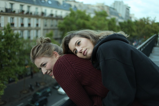 Clémence et Aude