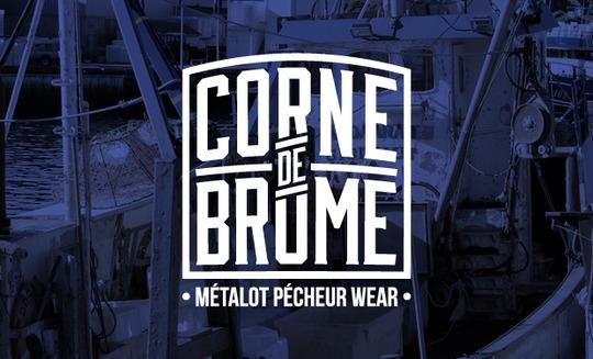 LOGO CORNE DE BRUME