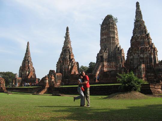 Thailande_ayutthaya_wat_chai_wathanaram
