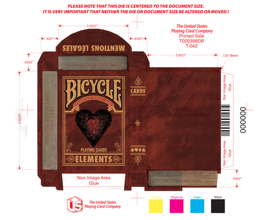 Bicycle-book-heart-elements