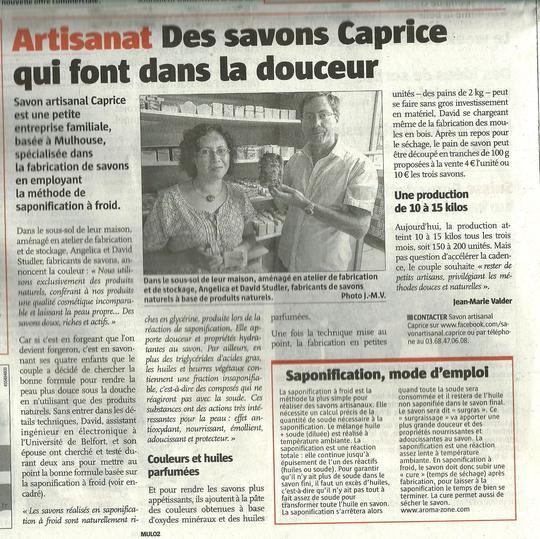 Journal-alsace-savon-caprice