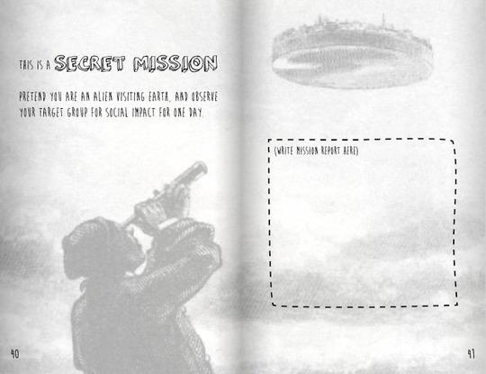 Secretmission