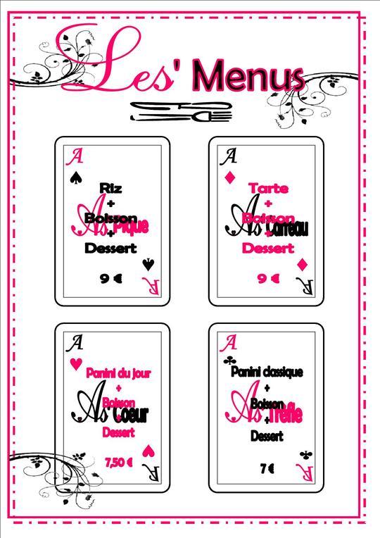 Les_menus