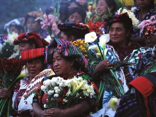 Chichicastenango_indienne