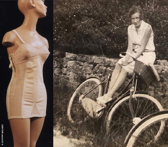 Bermuda_bicycles_woman_1929