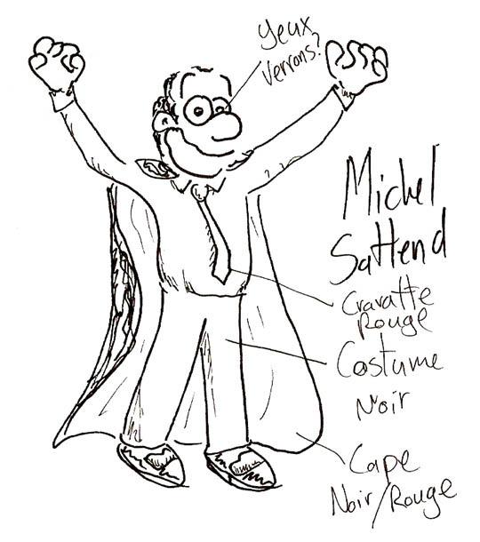 Michel-sattent
