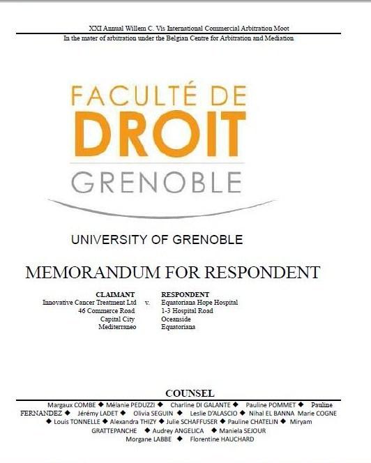 Memorandum_respondent