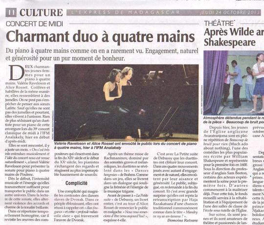 Express_mada_article_-_concert_piano_4_mains_23_octobre_2013