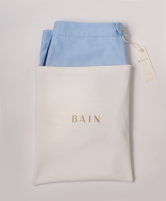 Fabuleux BAIN presents B A I N // Maillots de bain français — KissKissBankBank RS19