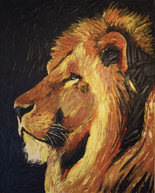 Lion-painting_light