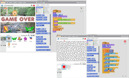 Scratch-screenshots