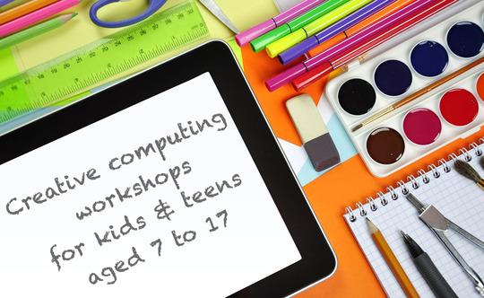 Creative-computing-workshops-kids