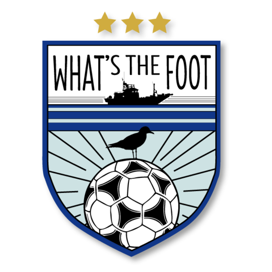 Logowhatthefoot