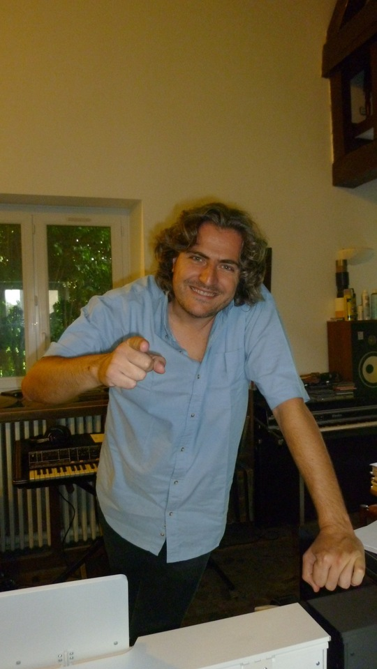 Arnault_recording